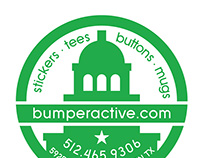 Bumperactive: Package Label.