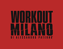 Workoutmilano.com | SITE DESIGN