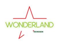 Logo Wonderland Heineken 2014