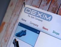 Dexim Website