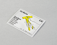 Bruno Munari Stamps