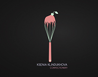 Ksenia Klindukhova Confectionery   Corporate Identity