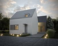 Dom na Pionierskiej - Rozbudowa
