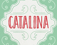 Catalina Font Family Bundle
