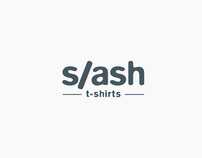 Slash Logo & Identity