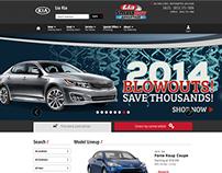 Lia Auto Group 2014 Blowout Sale Slides
