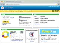 Austin Utilities Website Redesign