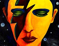Estudio del color - pinturas 2013