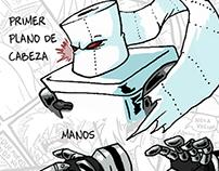 Super Inodoro Robot