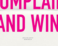How to Complain and Win