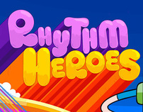 Rhythm Heroes - Adventure Time