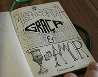 Sketchbook - Frases e Músicas