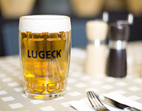 Lugeck Figlmüller Wien: Restaurant Branding