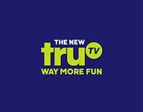 TruTV Brand Relaunch