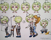 Cartooning | Character Development