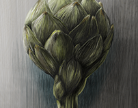 Digital Art l Artichoke