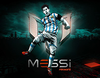 Adidas Messi Campaign