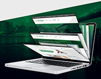 Allianz - Web Design