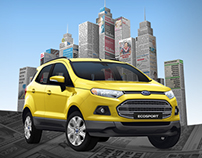 Ford EcoSport Giveaway