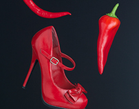 Peppers & Heels ~Eadaoin McCarthy Photography©