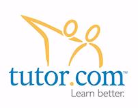 Tutor.com Brand Ident
