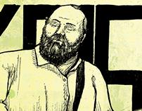 Glenn Kaiser - Poster