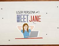 Intel UX - User Personas