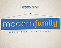 Eikon Church: Modern Family
