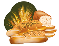Gourmet breads