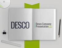 Desco | Company Presentation