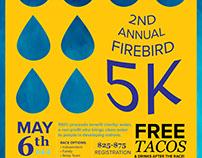 Firebird 5K Print Marketing