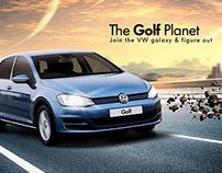 VolksWagen Golf 2014 Campaign
