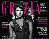 GRAZIA cover dec.