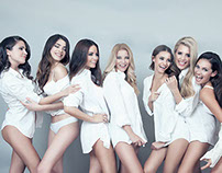 Miss Austrias - int.Topmodels