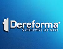 Dereforma | Logo re-styling