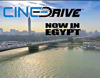 Cinedrive in Egypt