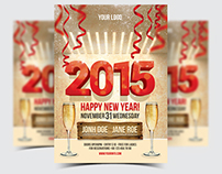New Year Party Flyer / Poster - 20