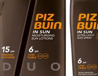 Piz Buin In Sun and Tan Intensifier