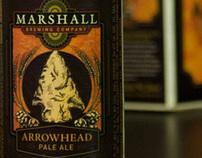 Marshall Brewing Company Arrowhead Pale Ale
