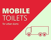Mobile Toilets for Urban Slums