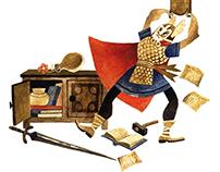 Storytime: Thor's Stolen Hammer