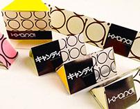 Package Design: Kyandi Japanese Pastry