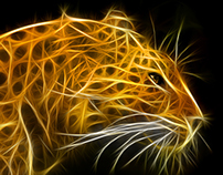 Fractal Effect Animals