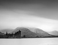 Kilchum Castle on Loch Awe - 6x17