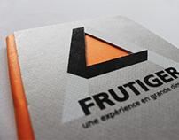 Frutiger, une expérience en grande dimension