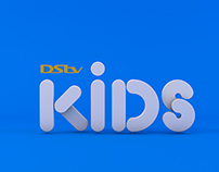 dstv KIDS | logo pitch
