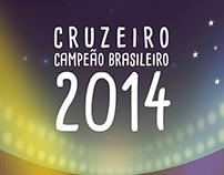 Cruzeiro - Campeão Brasileiro 2014