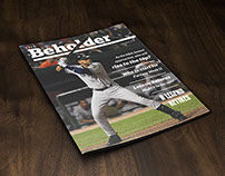 The Beholder Sports Magazine Oct. Edition