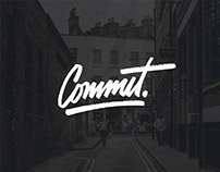 Commity - A Super Easy To Use Single Page