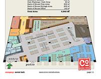 Case Study: Company Social Hall